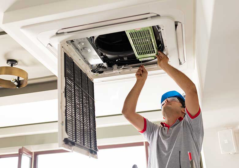 Maintenance et dépannage chauffage, plomberie, électricité, climatisation, ventilation en Touraine, Indre, Vienne et Val de Loire